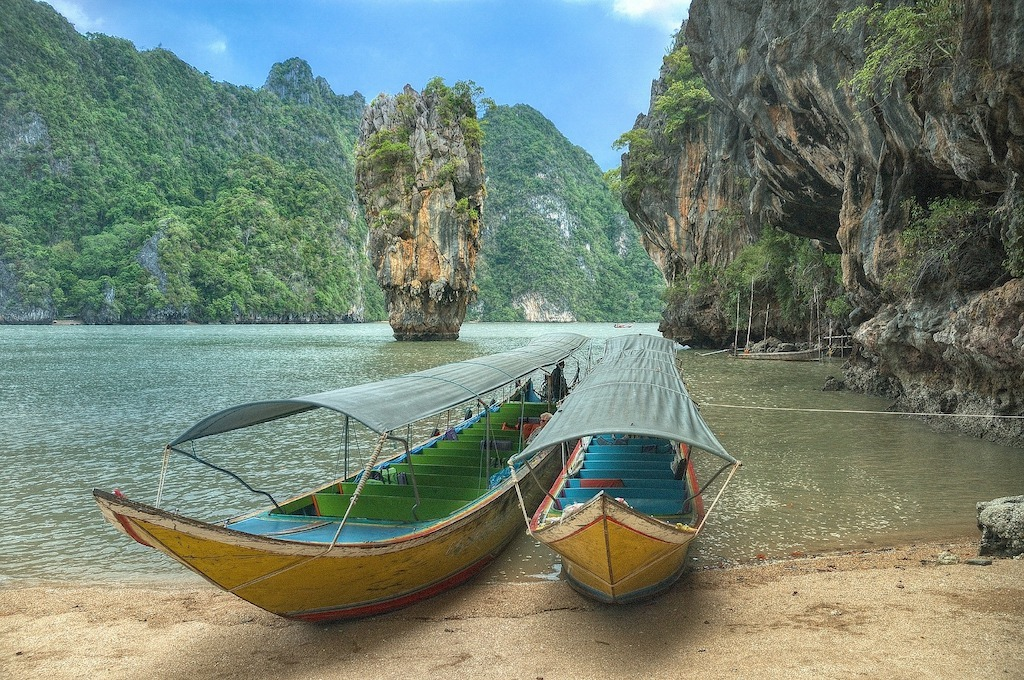 Best Time to Vacation in Phuket
