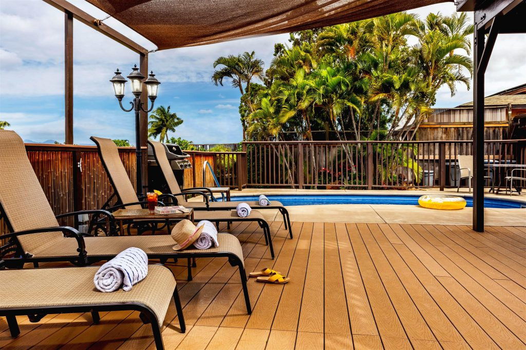 Maui Guesthouse one of the best budget hotels in Maui