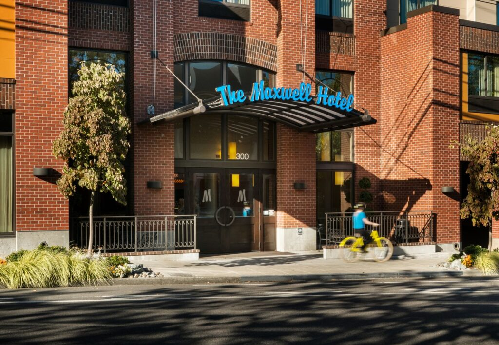 The Maxwell hotel one of the best budget hotels in Seattle